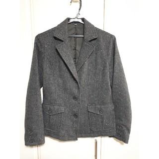 ムジルシリョウヒン(MUJI (無印良品))の無印良品 ツイードジャケット(テーラードジャケット)