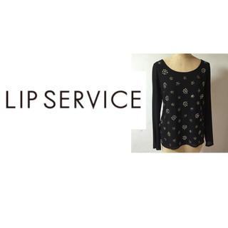 リップサービス(LIP SERVICE)のリップサービス☆ブラウス(シャツ/ブラウス(長袖/七分))
