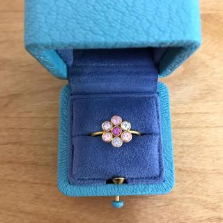 ドゥロワー(Drawer)のMHT flower ring(リング)