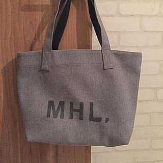 エムエイチアイバイマハリシ(MHI by maharishi)のMHL. トートバッグ(トートバッグ)