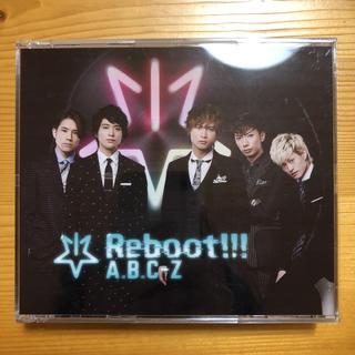 A.B.C.-Z - reboot!!! 初回限定5周年best盤