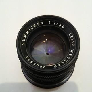 ライカ(LEICA)のライカズミクロン50mmF2(レンズ(ズーム))