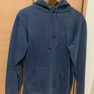 シュプリーム(Supreme)の supreme overdyed hooded sweatshirt(スウェット)