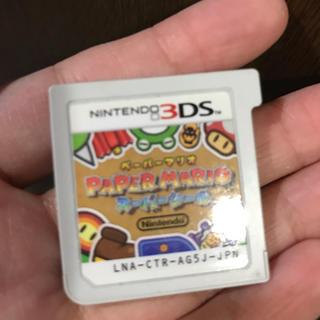 ニンテンドー3DS - スーパーマリオ ペーパーマリオ