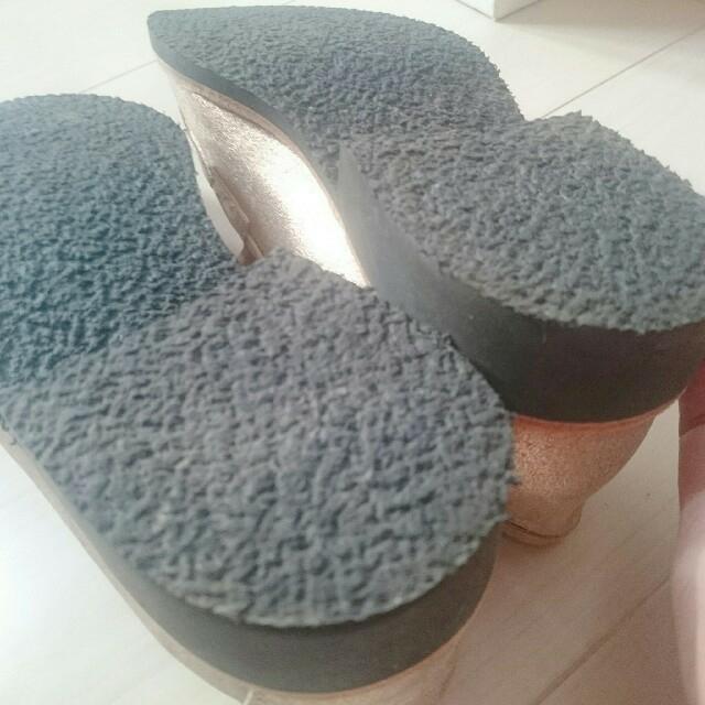 DouDou(ドゥドゥ)のDouDou定価25000円スエードローファー レディースの靴/シューズ(ローファー/革靴)の商品写真
