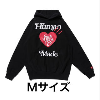 HUMAN MADE Girls Don't Cry HOODIE GDC#3(パーカー)