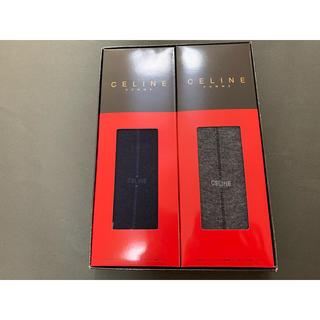 celine - メンズソックス 2足セット 25センチ