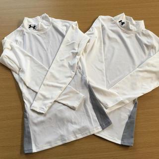 UNDER ARMOUR - 美品アンダーアーマー 野球インナーシャツ 140