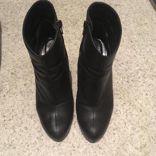 プールサイド(POOL SIDE)のPOOL SIDEショートブーツ(ブーツ)