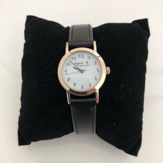 アニエスベー(agnes b.)のアニエス・ベー 時計 レディース MARCELLO (腕時計)