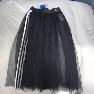 adidas - adidas チュールスカート