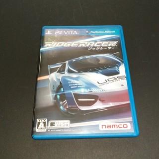 プレイステーション(PlayStation)のRIDGE RACER(携帯用ゲームソフト)