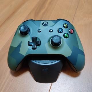 エックスボックス(Xbox)のXbox One コントローラー ワイヤレス充電器(家庭用ゲーム機本体)