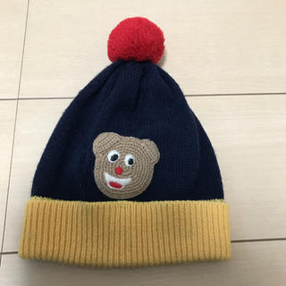mikihouse - ミキハウス MIKIHOUSE ニット帽