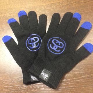 ステューシー(STUSSY)のSTUSSY 手袋(手袋)