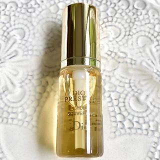 ディオール(Dior)の【お試し✦5,408円分】ディオール プレステージ ソヴレーヌオイル コスパ◎(フェイスオイル / バーム)