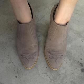 ミスティック(mystic)のmystic short boots(ブーツ)