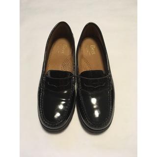 ドゥーズィエムクラス(DEUXIEME CLASSE)のG.H.Bass WAYFARER レディース 6 M ローファー エナメル(ローファー/革靴)