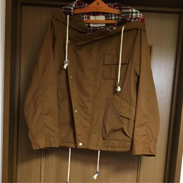 SM2(サマンサモスモス)のsm2 マンパ マウンテンパーカー  スタジオクリップ レディースのジャケット/アウター(その他)の商品写真