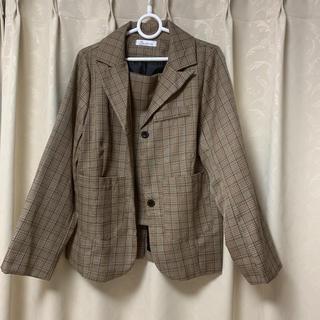 スタイルナンダ(STYLENANDA)の韓国ファッション セットアップ ジャケット タイトスカート(セット/コーデ)