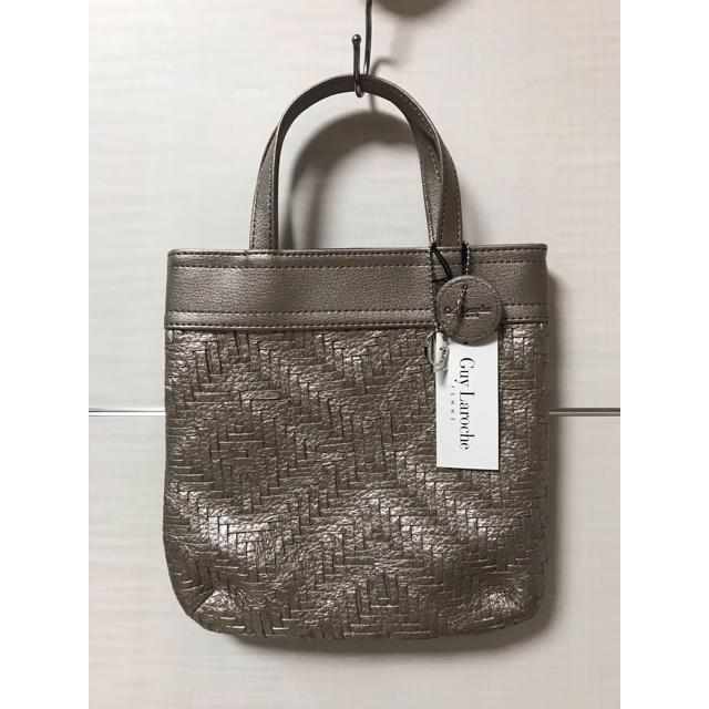 Guy Laroche(ギラロッシュ)のGuy Laroche ハンドバッグ 新品未使用 レディースのバッグ(ハンドバッグ)の商品写真