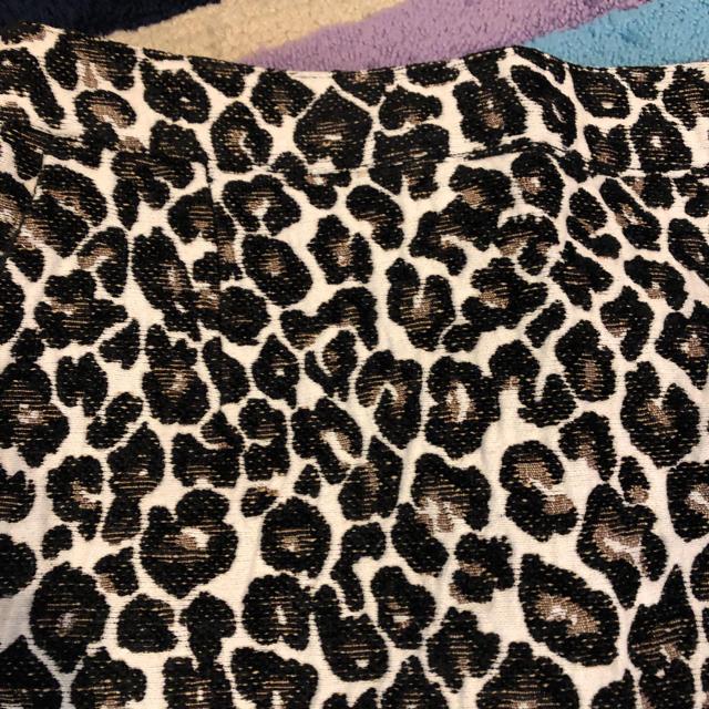 LOWRYS FARM(ローリーズファーム)のローリーズファーム レオパードスカート  レディースのスカート(ミニスカート)の商品写真