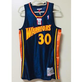 ミッチェルアンドネス(MITCHELL & NESS)のmitchell & ness NBA タンクトップ Warriors 30 (タンクトップ)