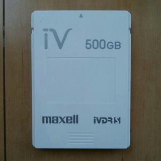 マクセル(maxell)のivdr 500GB マクセル値下げ(テレビ)