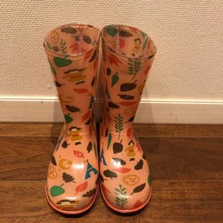 モンベル(mont bell)のmont-bell長靴 19cm(長靴/レインシューズ)