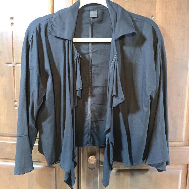 JEANASIS(ジーナシス)のJEANASISジャケット レディースのジャケット/アウター(ノーカラージャケット)の商品写真