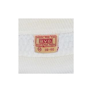 サンタモニカ(Santa Monica)の▪️50's【B.V.D.】VINTAGE THERMAL(Tシャツ/カットソー(七分/長袖))