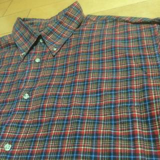 JPRESSネルBDシャツ