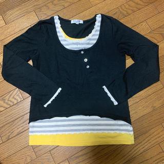 ハニーズ(HONEYS)のJ-honey 長袖Tシャツ(Tシャツ(長袖/七分))