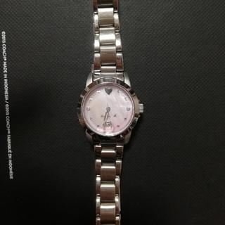 アニエスベー(agnes b.)の腕時計  アニエスベー  レディース  シルバー (腕時計)