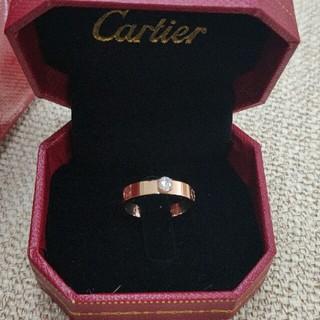カルティエ(Cartier)のお勧め Cartier カルティエ リング ピンクゴールド (リング(指輪))