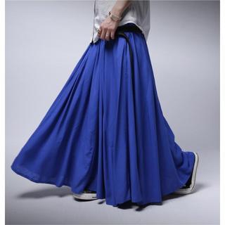 アンティカ(antiqua)のやっちゃん様専用antiqua フレアデザインマキシスカート(ロングスカート)