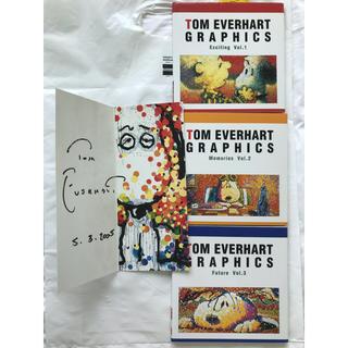 スヌーピー(SNOOPY)のTOM EVERHART GRAPHICS EXCITING★トム・エバハート(その他)