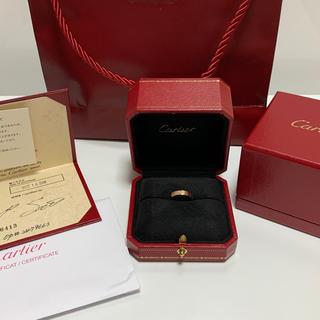カルティエ(Cartier)のCartier ミニラブリング 46 6号サイズ(リング(指輪))