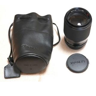 キョウセラ(京セラ)のコンタックス カール・ツァイス Sonnar 135/2.8(レンズ(単焦点))