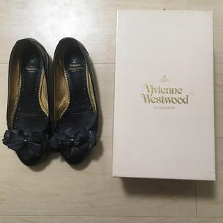 ヴィヴィアンウエストウッド(Vivienne Westwood)の☆付属品あり☆Vivienne Westwood  パンプス(ハイヒール/パンプス)