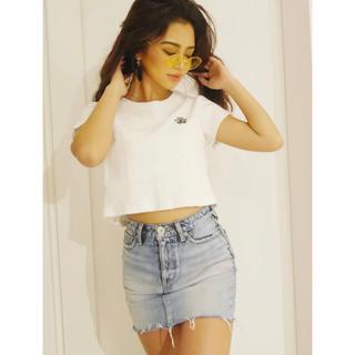 ジェイダ(GYDA)のGYDA ミディアムスカートライクショートパンツ(ミニスカート)