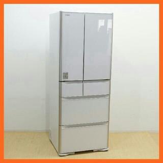 日立 - 【HITACHI/日立】475L 6ドア冷凍冷蔵庫 R-XG4800H