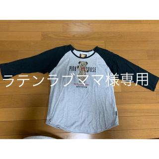 PINK HOUSE - ピンクハウス レディース Tシャツ 七分袖