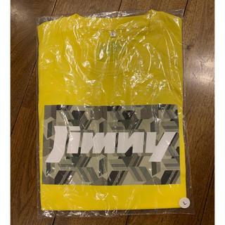 スズキ(スズキ)のジムニー Tシャツ 新品 非売品 限定(Tシャツ/カットソー(半袖/袖なし))