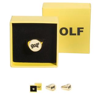シュプリーム(Supreme)のGolf Wang 18K Gold ring ゴルフワン(リング(指輪))