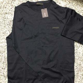 プラダ(PRADA)のPRADA ロンT Tシャツ S size(Tシャツ/カットソー(七分/長袖))
