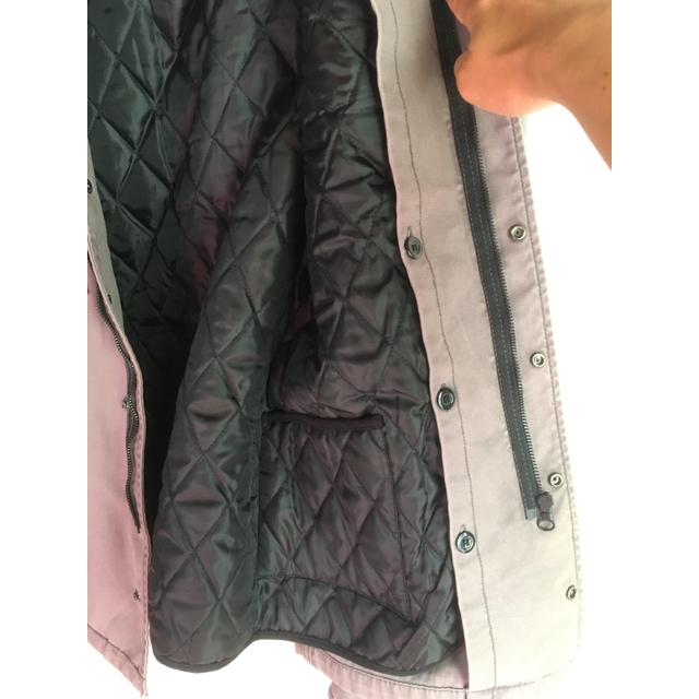 RAGEBLUE(レイジブルー)のRAGEBLUE(レイジブルー) 2WAYミリタリージャケット グレー メンズのジャケット/アウター(ミリタリージャケット)の商品写真