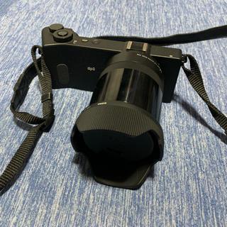 シグマ(SIGMA)のSIGMA シグマ dp0  Quattro 中古品(コンパクトデジタルカメラ)