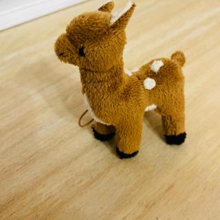 アフタヌーンティー ♡ 小鹿のぬいぐるみストラップ バンビ