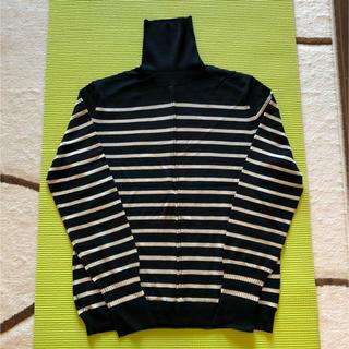 ジャンポールゴルチエ(Jean-Paul GAULTIER)のジャンポールゴルチェ 薄手タートルセーター(ニット/セーター)